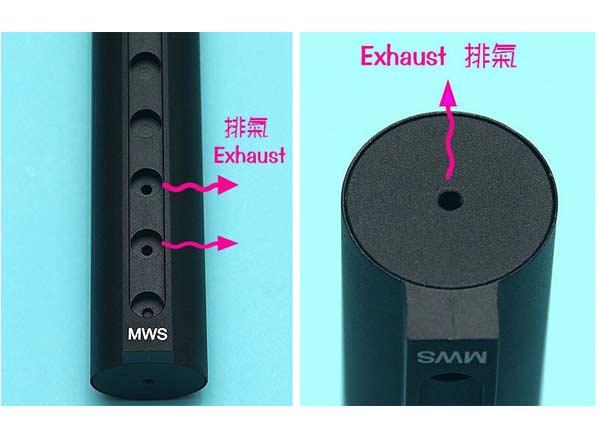 Marui MWS 6 Position Buffer Tube