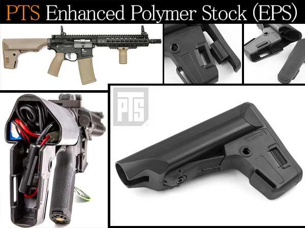 PTS Enhanced Polymer Stock (EPS)