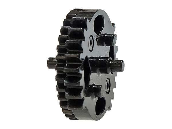 電動ガン メカボックス Ver2用 ダブルセクターギア & タペットプレート SHS-312