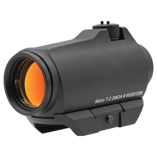 【サイド刻印モデル】【Aimpointタイプ】エイムポイント Micro T-2タイプ Red Dot サイト レプリカ Low