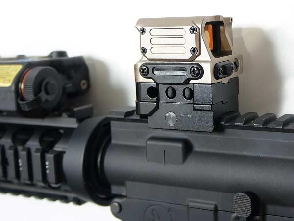 DI OPTICAL type FC1 Dot Sight Replica