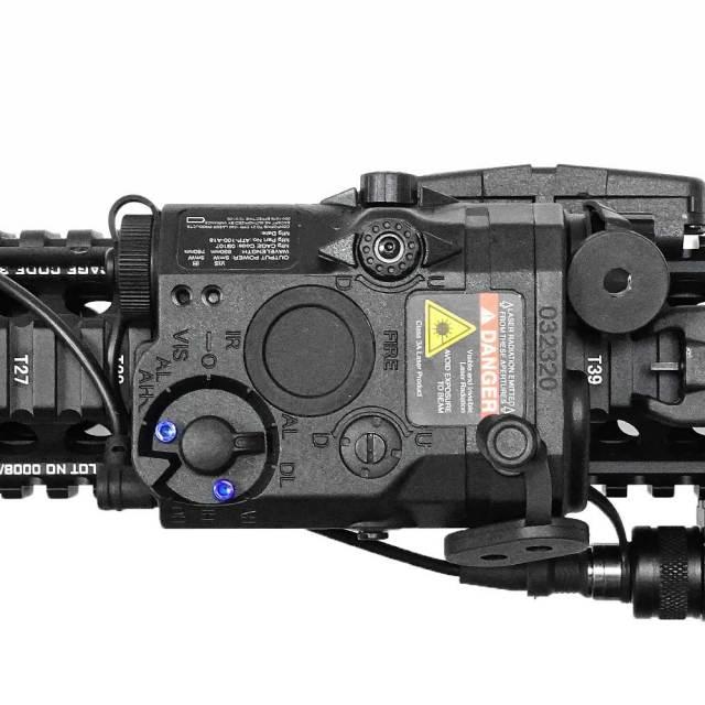 WADSN PEQ LA-5C レーザーモジュール