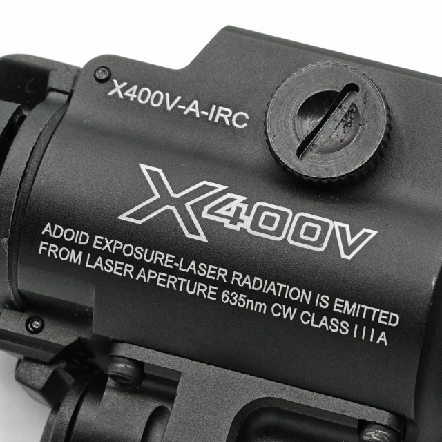 SUREFIRE X400V ハンドガン ウェポンライト