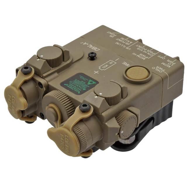 【WADSN製】 DBAL-A2 エイミングデバイス ダミー 20mmレイル対応