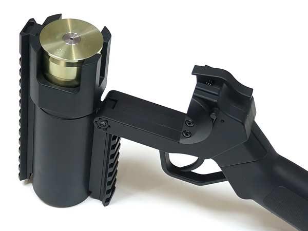 CYMA(シーマ)製 CY-M052 40mmカートリッジ用 ピストルグレネードランチャー