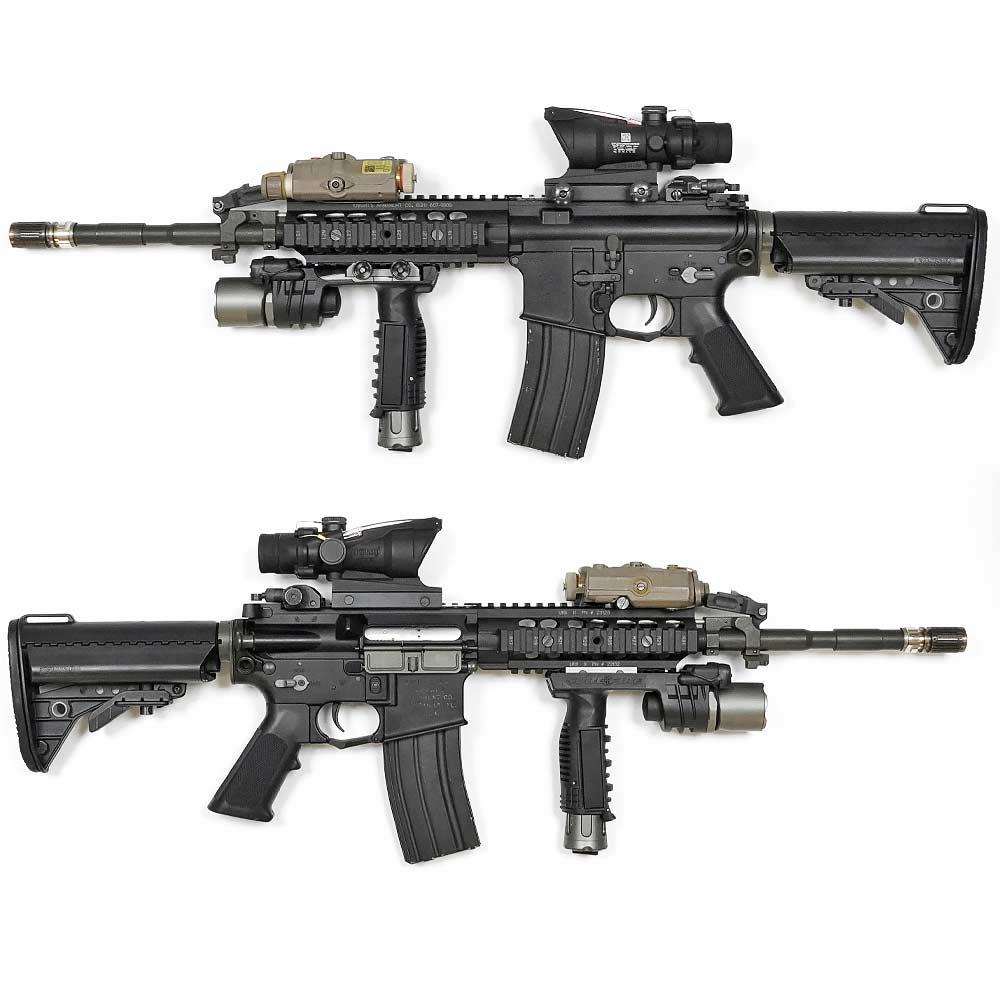 WADSN SUREFIRE シュアファイア タイプ M910 グリップライト レプリカ