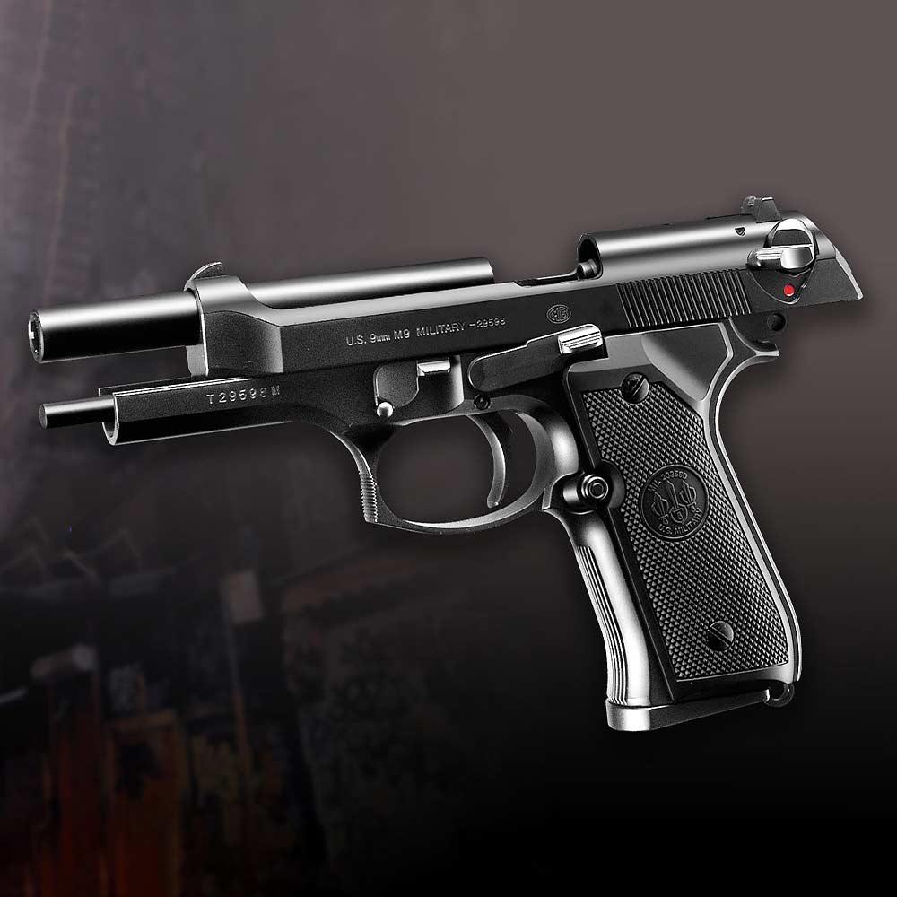 東京マルイ M92F 18 GBB