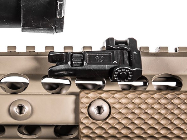 MAGPUL MBUS Pro Offset Sight-Front MAG525