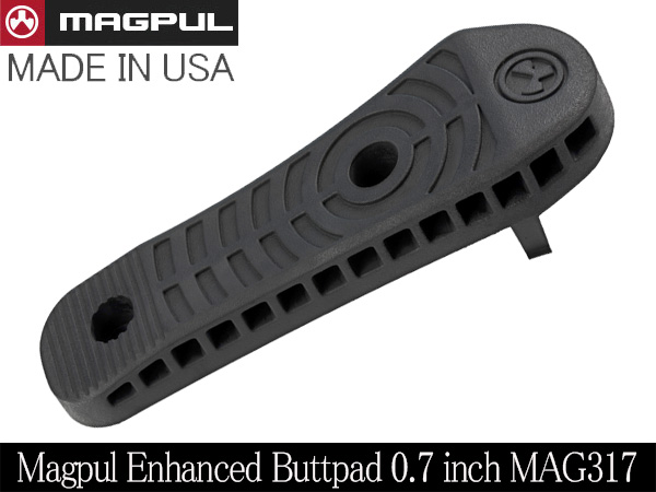 Magpul Enhanced Buttpad 0.7 inch MAG317