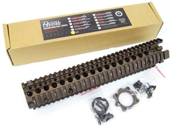 【Daniel Defenseタイプレイルレプリカ】 M4A1Mk18 RIS II 12.25