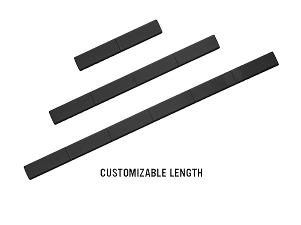 MAGPUL M-LOK Rail Cover Type 1 M-LOK Slot System MAG602