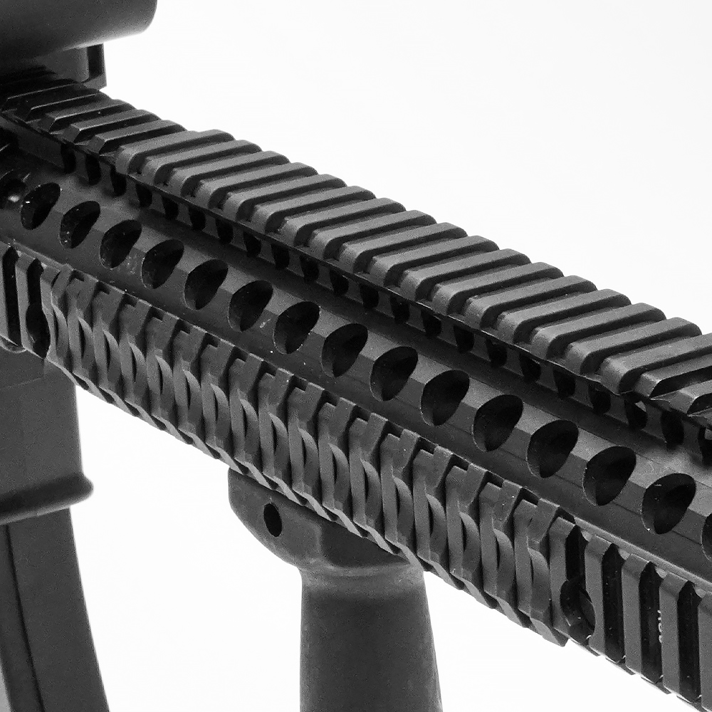 ERGO タイプ 18スロット(170mm)  ロープロファイル ラバーカバー 2種(4枚)セット