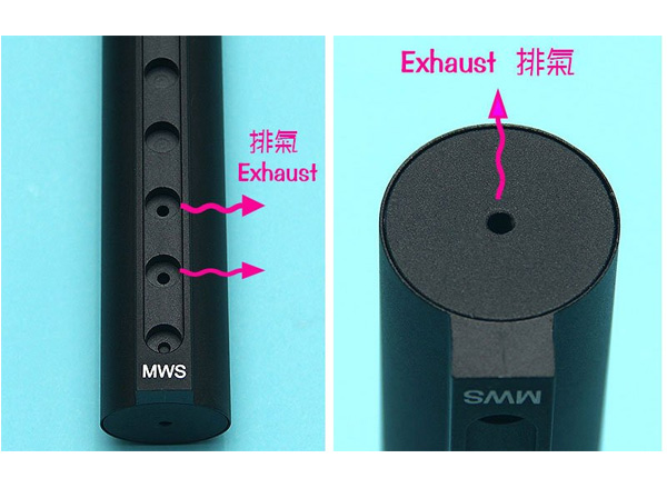 Marui MWS 6 Position Buffer Tube