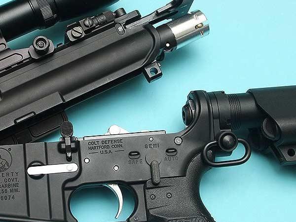 【G&P製】マルイ/MWS Aluminum Buffer GP-MWS003