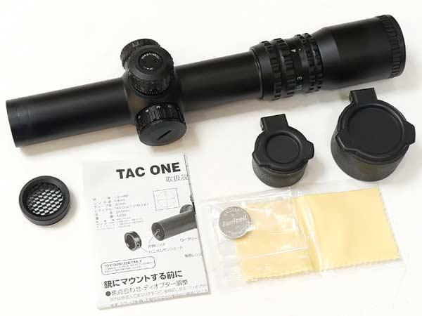 NOVEL ARMS (ノーベルアームズ) TAC ONE 12424IR Rifle Scope