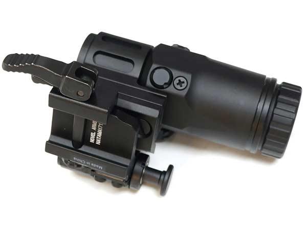 NOVEL ARMS (ノーベルアームズ)  3X Tactical Magnifier タクティカルマグニファイヤー