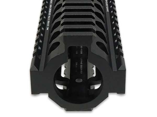 New CNC DD MK18 RISII 9.5インチ (M4レイルハンドガード)
