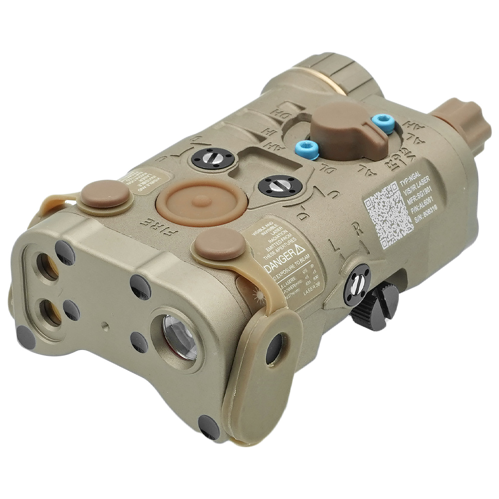 SOMOGEAR NGAL エイミングデバイス レーザー