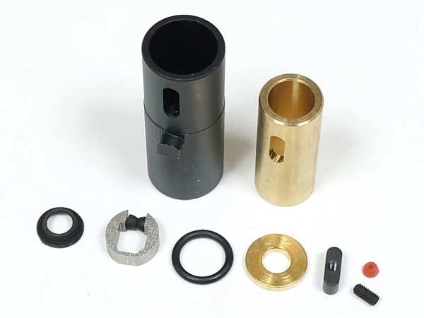 Alpha Parts CNC Aluminium Hop Up Set for Systema PTW Series / APARTS-PTW13