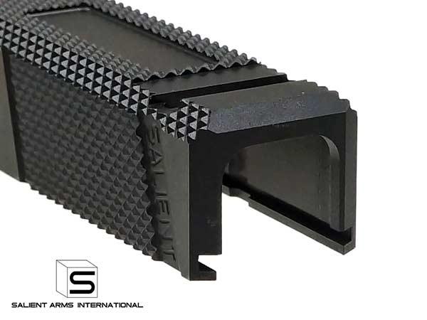 GBB G17用 SAI CNC アルミニウム ユーティリティスライド