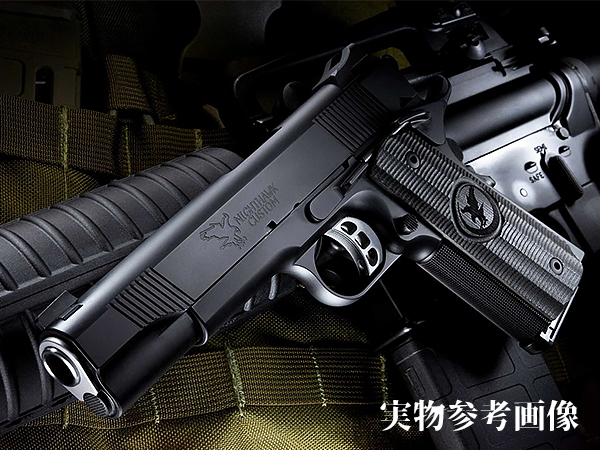 M1911 GRP NIGHTHAWK カスタム