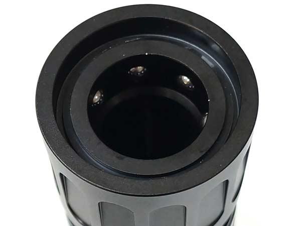 SFW KAC556 QDCサイレンサー & 3Prong フラッシュハイダーセット レプリカ SFW-SIL-01BK