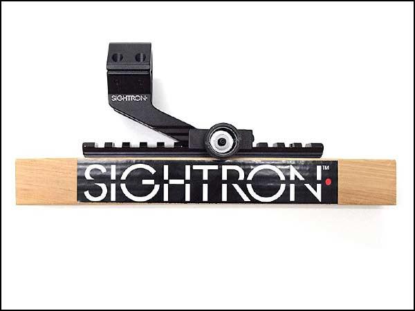 SIGHTRON 30/33mm口径チューブ対応 L型 ハイマウントII 《RM206》