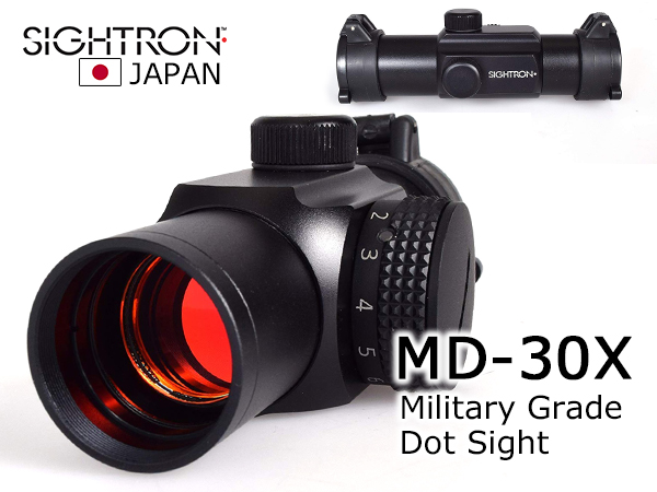 SIGHTRON サイトロン ダットサイト MD-30X