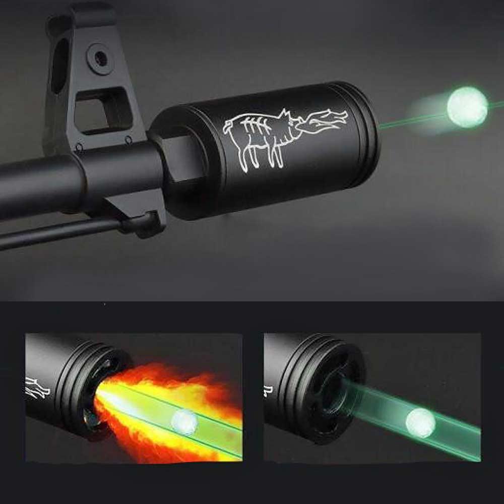 SPITFIRE トレーサー 発光 マズルフラッシュ