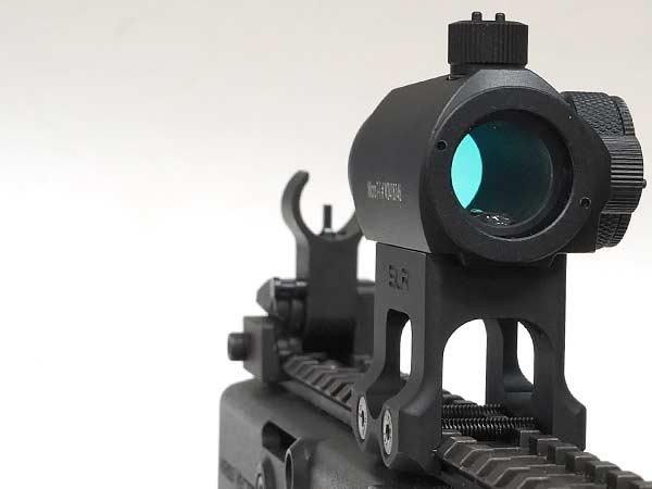 SLR ハイマウント T-1 T1 ドットサイト