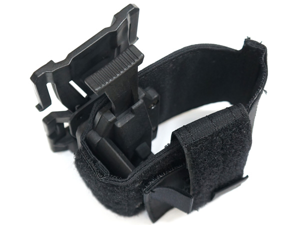FMA Universal holster for Molle BK TB1113-BK
