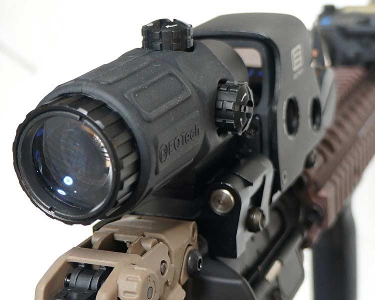 最新EOTech EXPS3 & G33 STS Magnifire レプリカセット
