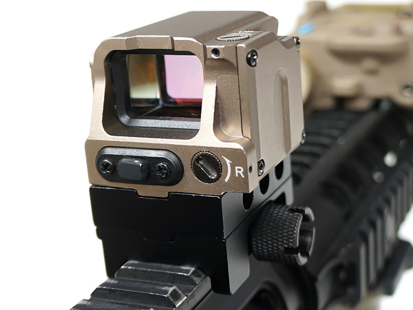 DI OPTICAL type FC1 Dot Sight Replica