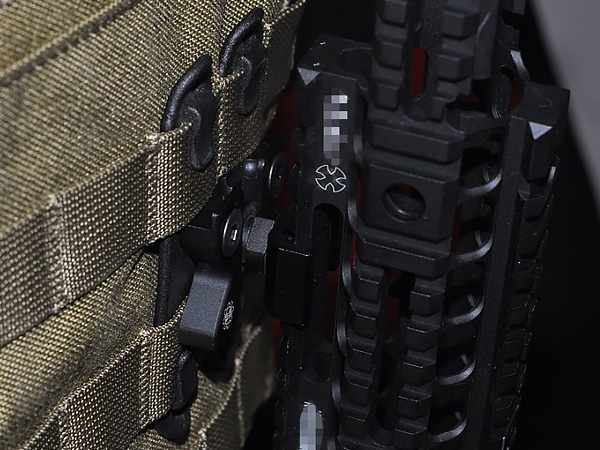 【S&S タイプレプリカ】WEAPONLINK MOLLE Ve