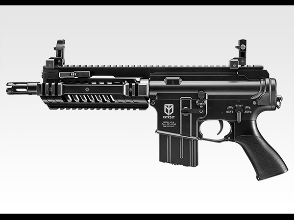 【東京マルイ】電動ガン ハイサイクルカスタム M4パトリオットHC(M4 PATRIOT HC)