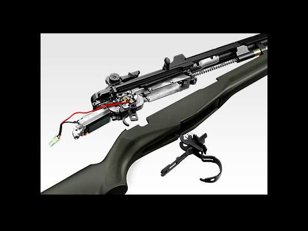 【東京マルイ】電動ガン スタンダードタイプ U.S.ライフル M14(U.S. Rifle M14)