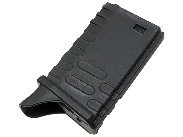 【APS製】150rds M4 U Mag(ショートVer) Black 150連 多弾数マガジン