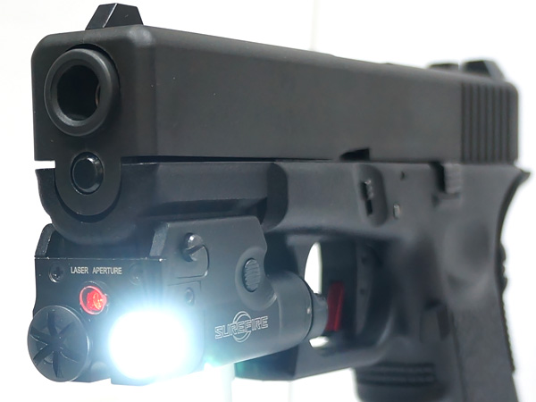 XC2 200 Lumen Ultra-Compact LED Handgun WeaponLight